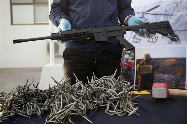 Chadwick dispara contra la Ley de Control de Armas calificándola de