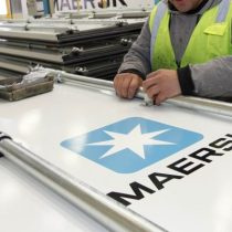 Maersk: la versión en redes que apunta a la tensa relación laboral
