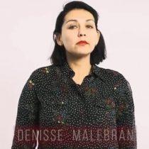 Denisse Malebrán narra la cruel vida de los animales en mataderos