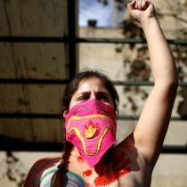 La ola feminista irrumpe con fuerza nuevamente en las calles