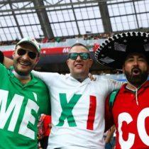 FIFA multa a México por el canto homofóbico de sus hinchas en el Mundial Rusia 2018