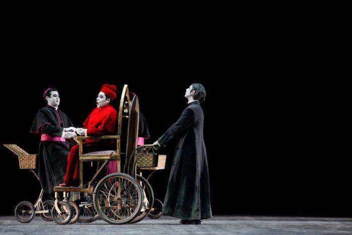 La ópera en pie de guerra por exclusión de ley de Artes Escénicas