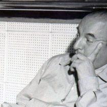 Manuscrito original de Neruda fue depositado en el Instituto Cervantes