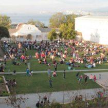 En medio de toma de Parque Cultural de Valparaíso por sueldos impagos, el Ministerio de Cultura aprueba envío de fondos