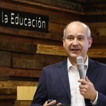 Paulo Santiago, experto en educación de la OCDE: