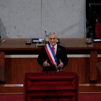 [CUENTA PÚBLICA] Piñera sobre ley de adopciones: