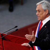 El anuncio en blanco de Piñera sobre pensiones