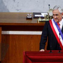 [CUENTA PÚBLICA] Piñera anuncia nuevas líneas 8 y 9 en Metro de Santiago