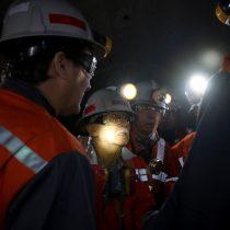 El subterráneo asunto pendiente de Nelson Pizarro en Codelco