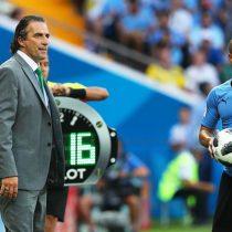 Rusia 2018: Uruguay elimina a selección de Pizzi del mundial y pasa a octavos de final