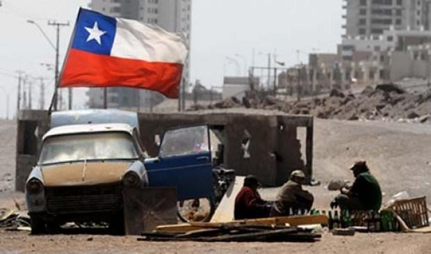Ser niña pobre en Chile