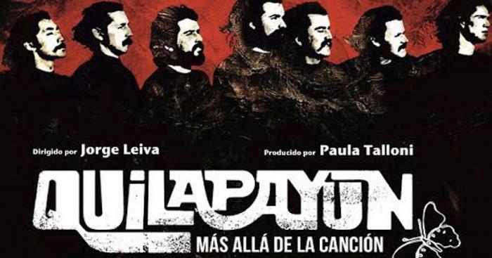 """Documental """"Quilapayún, más allá de la canción"""" formato inclusivo en Fundación Minera Escondida, Antofagasta"""