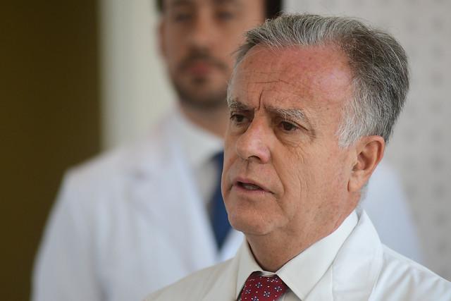 Ministro de Salud sobre los gases en Quintero: