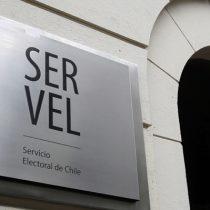 Servel autoriza pago de 2 mil millones a partidos que participaron en las elecciones del 2017