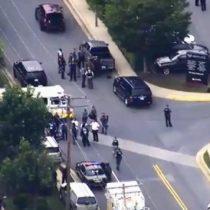 EE.UU: tiroteo en diario Capital Gazette de Maryland deja varias víctimas fatales
