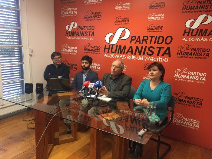 Diputado Tomás Hirsch anuncia que iniciará acciones legales por financiamiento irregular en campaña presidencial de Sebastián Piñera