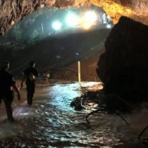 Niños atrapados en Tailandia: rescatan a la novena persona de la cueva