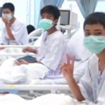 Rescate en Tailandia: cómo los niños lograron sobrevivir tantos días en la oscuridad de la cueva