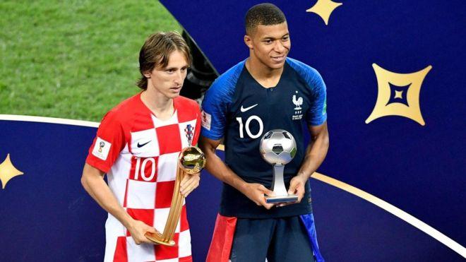 Mundial de Rusia 2018: quiénes fueron los mejores jugadores de la Copa del Mundo