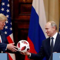 Sorpresa y desconcierto: Trump invita a Putin a visitar EE.UU. para una segunda cumbre