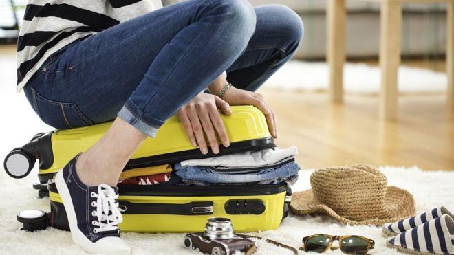 ¿Vacaciones? Aquí tienes 10 trucos para hacer la maleta como un experto