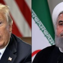 Donald Trump dice estar dispuesto a reunirse con el presidente de Irán, Hassan Rouhani