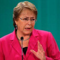 Bachelet agradece seminario que aborda el