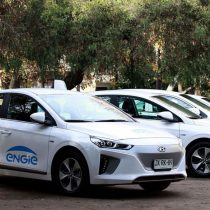 Cómo son los primeros 60 taxis eléctricos que circularán en Santiago
