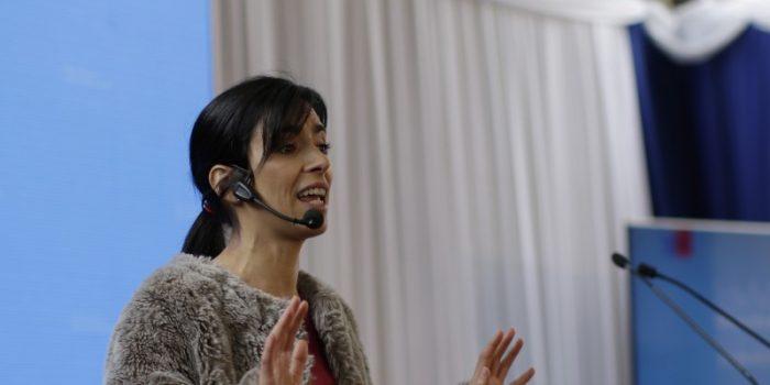 """Paz Bascuñán con filtro: """"No vi las señales de mujeres que se sentían abusadas a mi alrededor"""""""