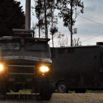 Gesto propició diálogo: Chadwick alaba el despliegue policial en operativo de machi Celestino Córdova
