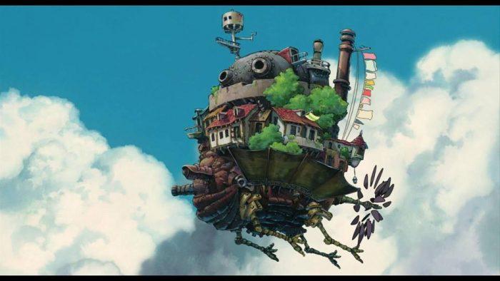 """Función película """"El castillo ambulante"""" en Cine Arte Normandie"""