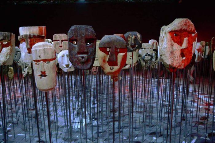 """Conversatorio """"Arte contemporáneo y Memorias Indígenas"""" en Museo de la Memoria"""