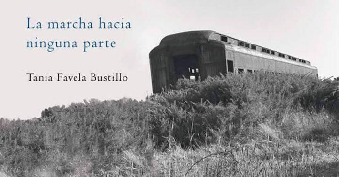 """Presentación libro """"La marcha hacia ninguna parte"""" de Tania Favela en Auditorio de IDEA"""