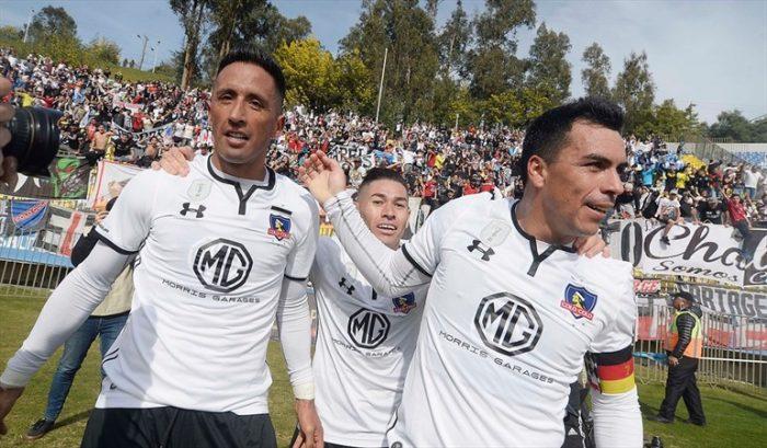 Con Paredes y Barrios basta: Colo Colo gana con lo justo a Unión La Calera