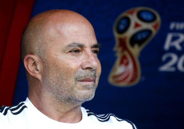 Argentina: Sampaoli dirigirá a la Sub-20 y será evaluado por la AFA