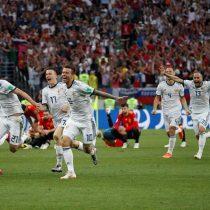 Otra sorpresa: Rusia aguanta la arremetida de España y la elimina a través de penales del Mundial