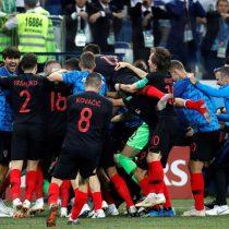 Croacia avanza a cuartos tras derrotar a Dinamarca en un partido que prometía mucho y que terminó en la definición a penales