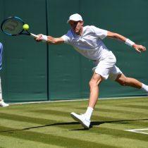 Jarry y González se despiden de Wimbledon tras caer en octavos de final de dobles