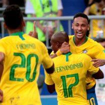 Brasil cumple con su favoritismo y elimina a una de las sorpresas del Mundial, México