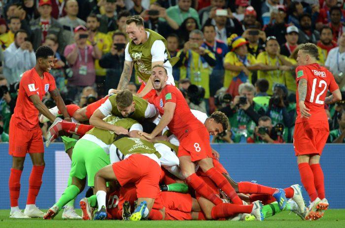 Colombia se despide del mundial: Inglaterra se impone 4-3 en la tanda de penales