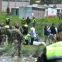 Al menos 19 muertos y 40 heridos en explosión de polvorín en centro de México