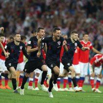 Se acaba el sueño del local: Croacia elimina por penales a Rusia y clasifica a la semifinal del Mundial