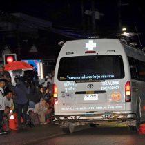 Se suspende el operativo hasta mañana: autoridades confirman cuatro niños rescatados ingresados en hospital de Tailandia