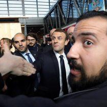 Macron en problemas: Anuncian moción de censura por el escándalo del ex jefe de seguridad