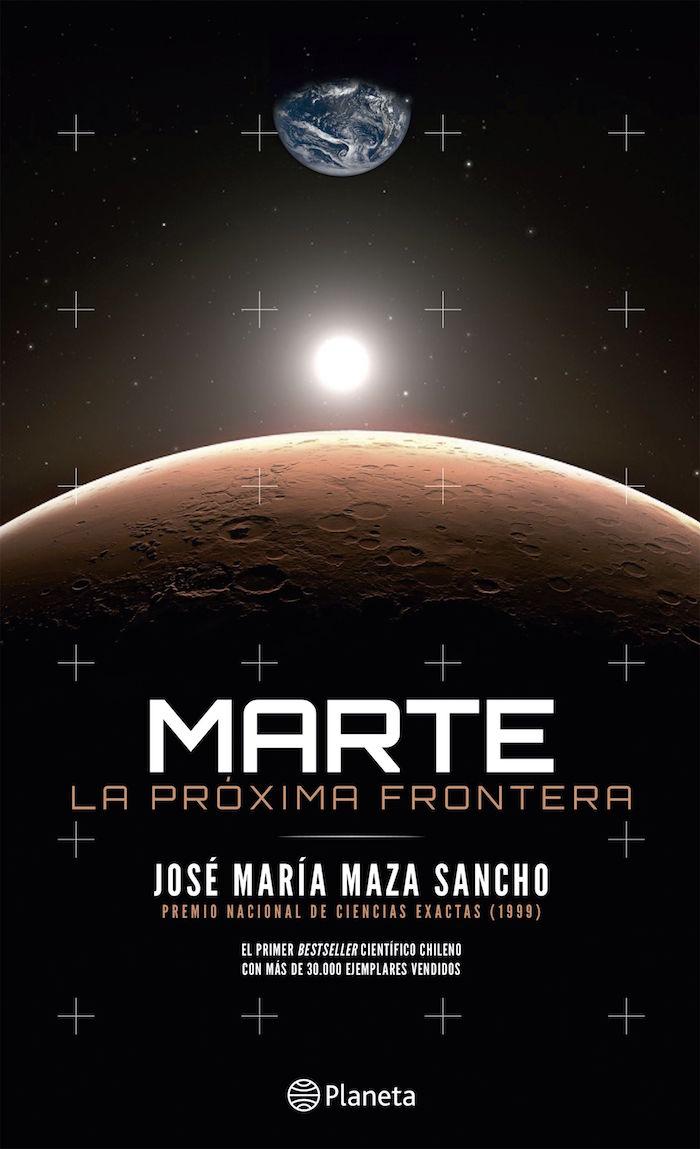 José Maza dictará charla masiva y gratuita sobre Marte - El Mostrador