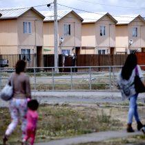 Déficit de viviendas disminuyó un 24,6 por ciento y llega a 393 mil casas