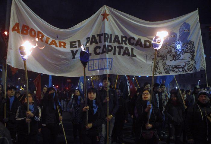 Tras ataque en marcha por Aborto Libre, Girardi pide reforma constitucional para disolver movimientos que inciten al odio