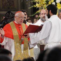 Felipe Berríos barre con Ezzati y encuesta Cadem revela que la imagen de la Iglesia Católica está por el suelo