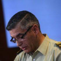General (R) Blu será trasladado a recinto en Lo Espejo tras ser dado de alta