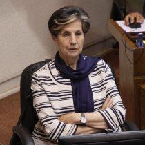 Isabel Allende descarta propuesta de Maya Fernández de convocar a un congreso extraordinario en el PS